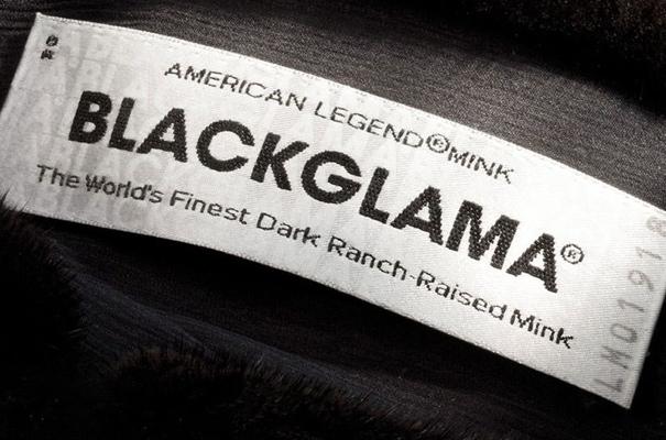 Этикетка Blackglama