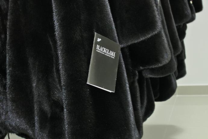 Шубы Blackglama