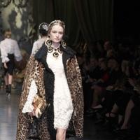 Dolce&Gabbana обозначили новый тренд сезона