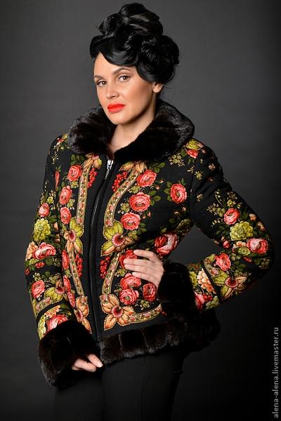 Платье В Русском Стиле Купит