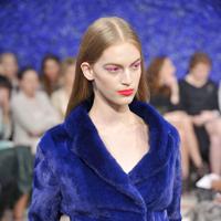 Меха Haute Couture в Париже