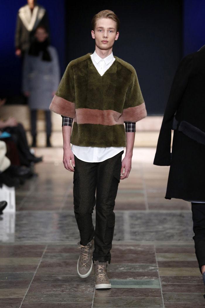 Неделя моды осень-зима 2013/14 в Копенганене