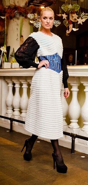 Новые сезон и образ от Модного Дома Шалумова