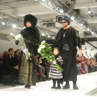 Завершилась неделя Моды в Санкт-Петербурге