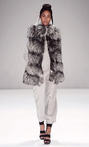 Неделя моды Mercedes Benz Berlin Fashion Week 20133