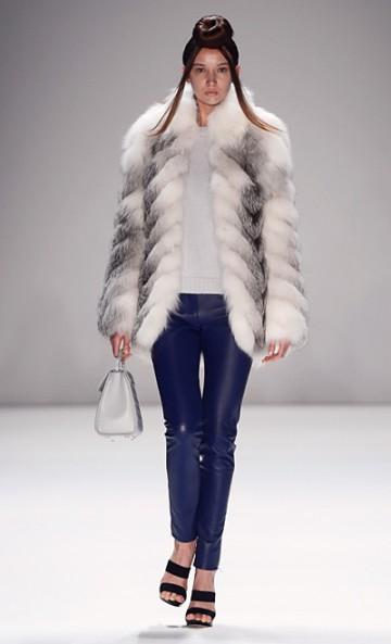 Неделя моды Mercedes Benz Berlin Fashion Week 2013