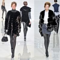 Неделя моды в Милане:  да здравствует мех!