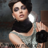 Новый тренд сезона 2011-2012 — меховые шарфы