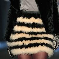 Модные дамы с мехом не расстаются